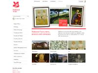 National Trust Prints - High quality art prints, canvases, postcards