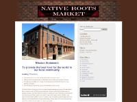 Local, Natural and Organic Food of Norman, OK -::- Native Roots