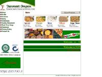 NAVNEET IMPEX :::::::: Exporter of Indian Spices, Pulses, Wheat & Rice ::::::