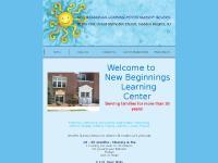 nblc-haddonheights.org New Beginnings Learning Center Nursery School, Haddon Heights, NJ Pre-School Nursery School Haddon Heights
