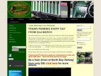 North Bay Railway - Historic Seaside Miniature Railway in Scarborough