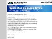 SMS NexGen WebMail, SMS ZimbraCS WebMail