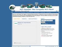 NCT Fleet List and Photos