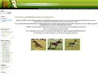 ndbc.co.za REGISTRATIONS, DOG CLUBS / RESCUE, BREEDERS / KENNELS