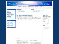 NDE Light from Near Death Experiences