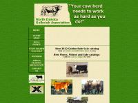 ndgelbviehassociation.com North Dakota Gelbvieh Association, cows, cattle