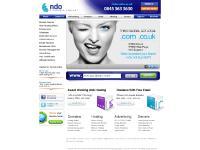 Web domain, register domain names, hosting, dedicated server solutions - Welcome