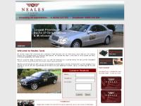 Neales Taxis - Reliable taxis for Amersham,Beaconsfield,Chesham