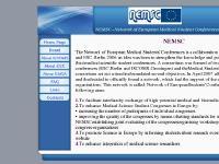 NEMSC - Network of European Medical Student Conferences