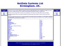netdata-systems.co.uk CD, DVD, Google