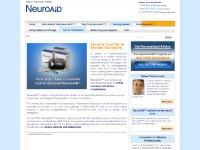 Stroke treatment recovery | NeuroAiD™