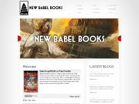 Welcome | New Babel BooksNew Babel Books | A new pinnacle in independent publishing.