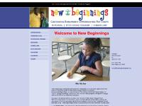 newbeginningswbr.org New Beginnings, Tailgating 10/4/10, Afterschool Program