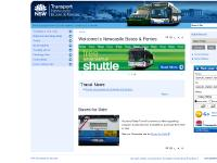 Welcome to Newcastle Buses & Ferries — Transport - State Transit