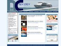 NEW CREW Consulting - Seleção e Recrutamento para Cruzeiros Marítimos