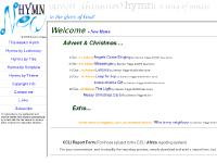 newhymn.com , Coming up...., 4th Advent