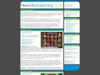 New Microgaming Slots - NewMicrogamingSlots.com