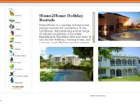 Welcome to Home2Home Property Rentals in the Caribbean