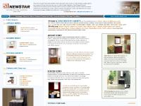 Newstar Kitchen cabinetry; Bathroom Cabinets, Vanity, Cupboards, Countertops & Doors :: APM Direct Cabinet Store