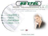 Nextel Telecomunicaciones S.A. - Comunicaciones Unificadas - Productos - - Redes Inalambricas