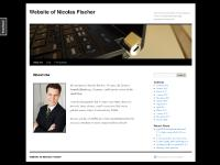 Website of Nicolas Fischer | This is the personal blog/ website of Nicolas Fischer. It's just about technology, photography and myself.