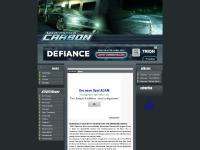 NFS Carbon, NFS Actors, NFS Cars, Characteristic