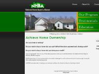 National Home Buyer's Alliance NHBA - Achieve Home Ownership