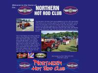 nhrc.org.uk NSRA UK, N.A.S.C, Hot Rod 'Gazelle'