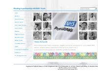 nhsprofessionals.co.uk HomeCurrently selected, Admin & Clerical, Locum Doctors