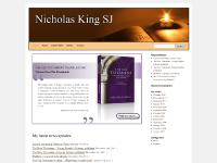 Nicholas King | News and updates from Nicholas King