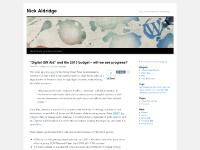 nickaldridge.co.uk