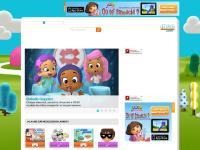 Les séries et dessins animés pour enfants, des jeux et plein de vidéos