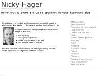 Nicky Hager