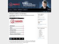 nikonthenumbers.com Nik Nanos, politics, polling