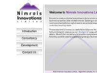 Management and IT Consultancy - Nimrais Innovations Limited