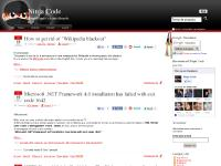 ninjacode.com.br asp.net, BlogEngine, C ANSI
