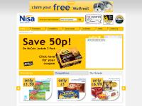 nisalocally.com Promotions, Competitions, Store Locator