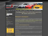 nissansportz.com - The 350Z, GT-R, and 370Z UK owners club and forum for your Nissan sportscar