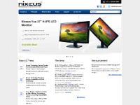 nixeus.com media player for tv, high definition media player, digital media players