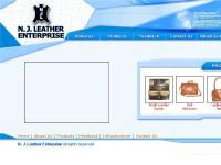 njleather.com Small Leather Goods, Exporter, Manufacturers