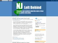 NJ Left Behind
