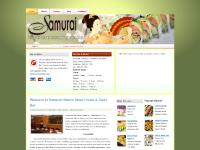 Menu Online, Samurai Hibachi Steak House & Sushi Bar, Glassboro, NJ, Sushi Lunch, Dragon Roll, Hibachi Combination, Chicken Tempura, Shrimp Teriyaki, We Delivery, Customer Reviews