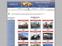 List Your Equipment, Create an Alert, Give us your feedback, Ag Equipment