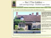 No1 The Gables: 17th century self-catering cottage near Stratford-upon-Avon and the Cotswolds