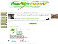 "Homestar Electric Inc ""All types of Electrical Work"""