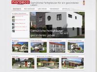 Fertighäuser » Nordeco Hausbau