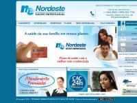 nordestesaude.srv.br PERGUNTAS FREQUENTES |, TRABALHE CONOSCO |, A NORDESTE
