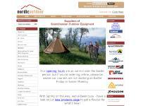 nordicoutdoor.co.uk nordic, outdoor, equipment