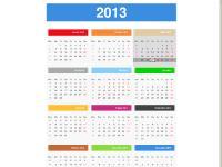 Norsk Kalender 2011