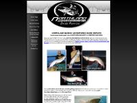 Minnesota muskie fishing guide for Lake Vermilion Minnesota and the Duluth / Superior Wisconsin muskie fishing areas with Northland Musky Fishing Adventures Guide Service and fishing lures, musky fishing tackle and baits.